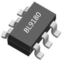 原装bl9180 300MA双路LDO替代XC6401专用于摄像头模组产品