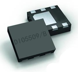DIO5509B 250mA单节锂离子电池充电IC蓝牙耳机专用芯片